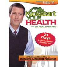 Kickstart Your Health with Dr. Neal Barnard DVD
