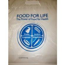 Food for Life Plastic Bag