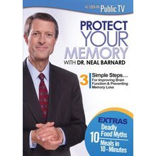 Protect Your Memory with Dr. Neal Barnard DVD