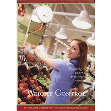 Unlocking the Power of Plant-based Nutrition: Weight Control DVD