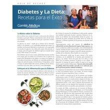 Diet and Diabetes: Recipes for Success/ Dieta y Diabetes: recetas para el éxito