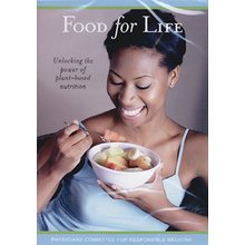 Unlocking the Power of Plant-based Nutrition: Food for Life DVD