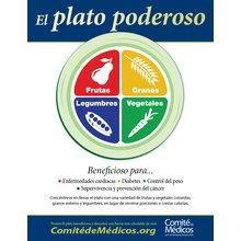 Power Plate Booklet/ Plato Poderoso