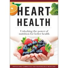 Unlocking the Power of Plant-based Nutrition: Heart Health DVD
