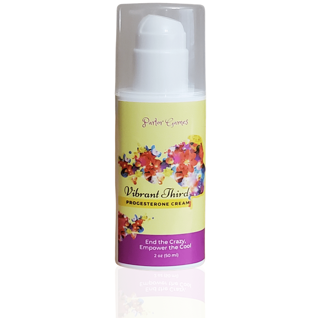 Vibrant Third Progesterone Cream