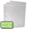 11x16 gallon vacuum sealer bags