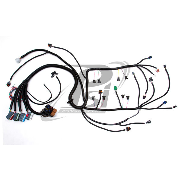 chevy lt1 wiring harness 1994 1997 lt1 w 4l60e standalone wiring harness  lt1 w 4l60e standalone wiring harness
