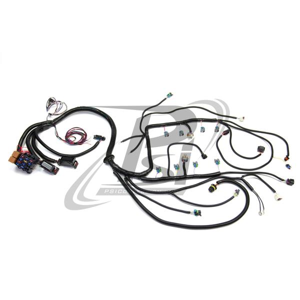 2008 - 2009 L76 (6.0L) STANDALONE WIRING HARNESS W/6L80EPSI Conversion
