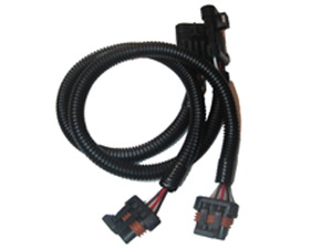 LS1 OXYGEN SENSOR EXTENSION HARNESS (4 FLAT) (QTY 2)