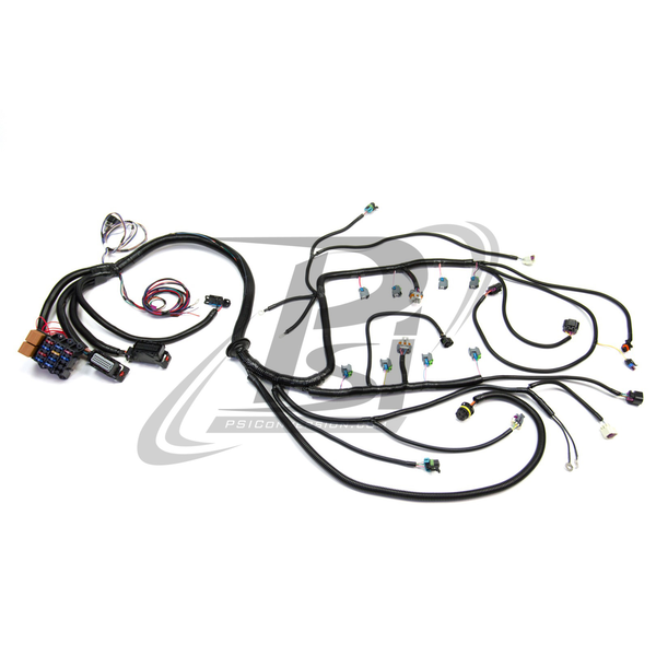 2009 - 2014 LH6/LY5/LMG/LH8 (5.3L) Standalone WIRING Harness W/6L80E | 2014 Silverado Wiring Harness |  | PSI Conversion