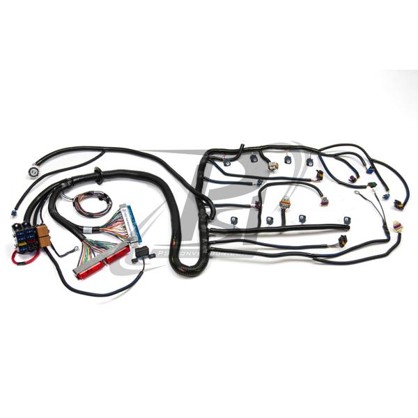chevy 99 corvette wiring harness 1999 06 vortec w 4l60e standalone wiring harness  dbc  with ls3 int  4l60e standalone wiring harness