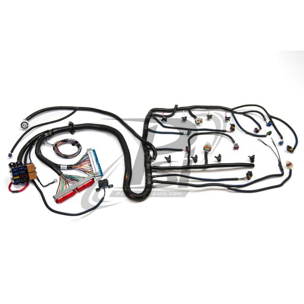 chevy 99 corvette wiring harness ls1 vortec ev1 w 4l60e wiring harness  dbc  with ls1 int  ls1 vortec ev1 w 4l60e wiring harness