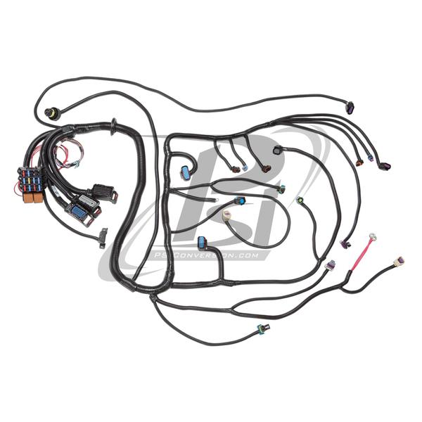 [SCHEMATICS_4CA]  HAR-1098 | 2009-2015 LSA/LS9 STANDALONE WIRING HARNESS W/ 6L80E TRANS | 6l80e Wire Harness |  | PSI Conversion