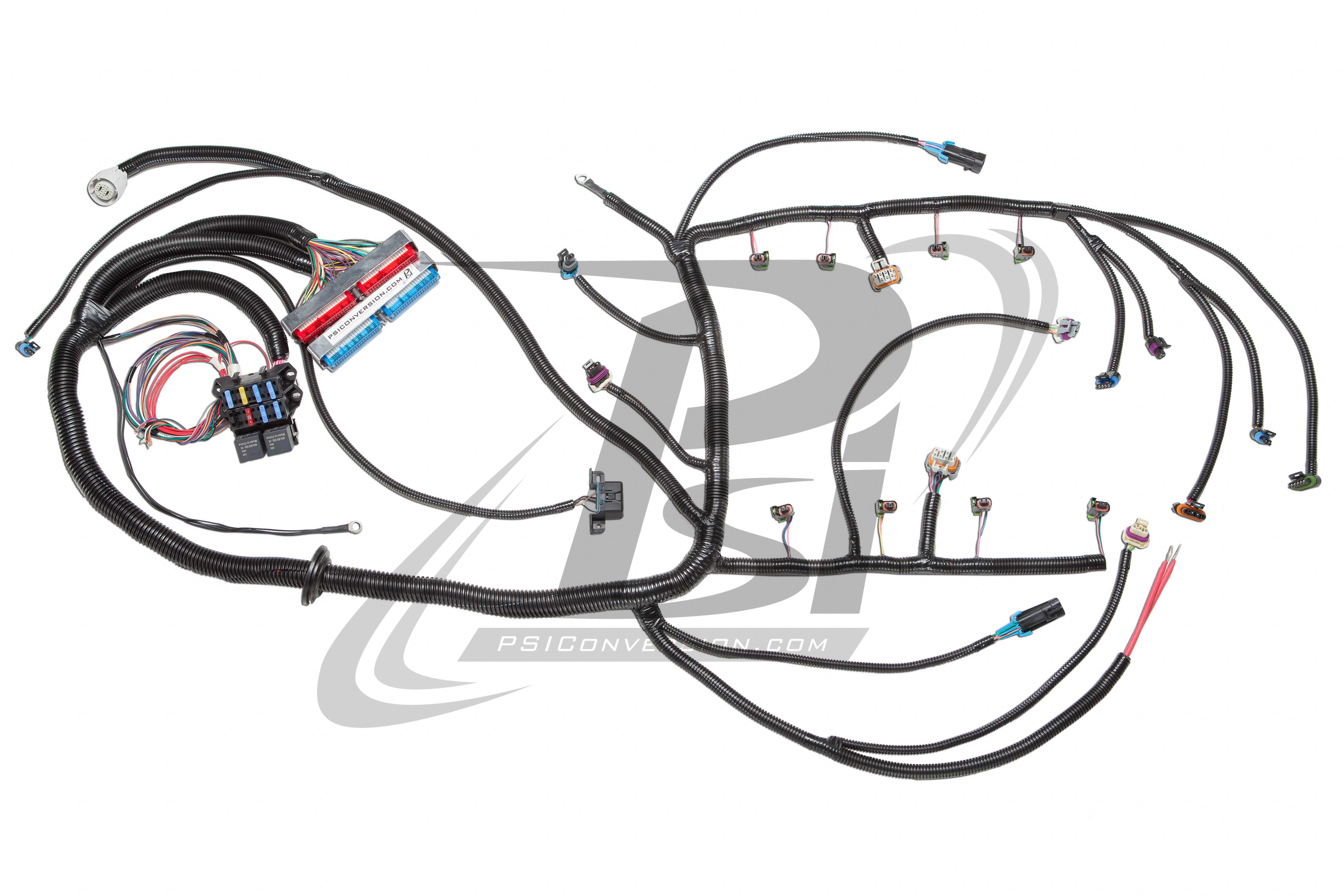'99 - '06 VORTEC (DBC) w/ 4L60E w/ Multec Injectors & 5 pin MAF Standalone  L E Wiring Harness Diagram Old To New on 4l80e pump diagram, 4l80e speed sensor diagram, 4l80e electrical diagram, 4l80e neutral safety switch diagram, 4l60e automatic transmission parts diagram, 4l60e transmission exploded view diagram, 4l80e transmission diagram, 4l80e solenoid diagram,