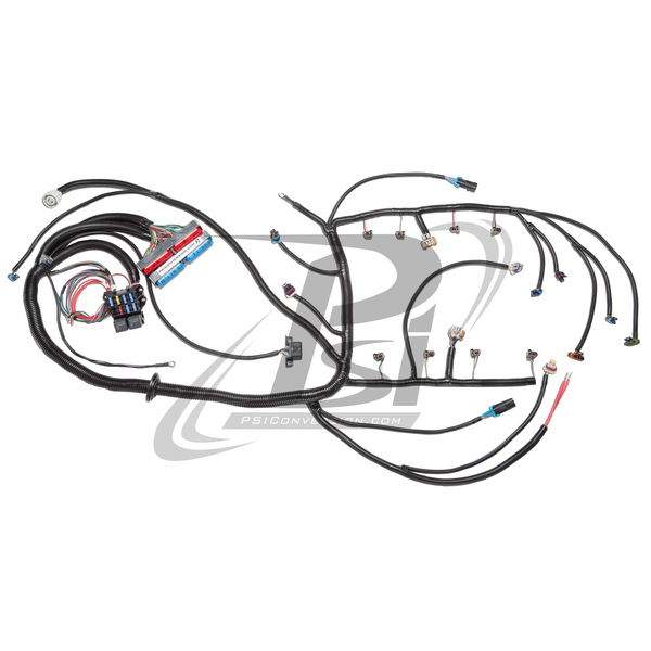 [DIAGRAM_38EU]  1999 - 2003 VORTEC W/ 4L60E STANDALONE WIRING HARNESS (DBC) | 2002 Silverado Engine Wiring |  | PSI Conversion