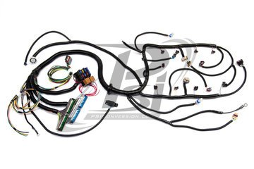 '03 - '07 VORTEC (DBW) w/ 4L60E Standalone Harness Make Stand Alone Wiring Harness For Ls Engine on