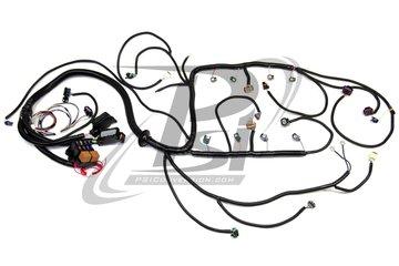 '06 '14 ls7 (7 0l) w t56 tr6060 standalone harness cable harness ls7 wiring harness #3