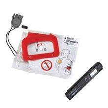 Lifepak CR Plus Charge Pak w/2 sets of Adult Pads 11403-000001