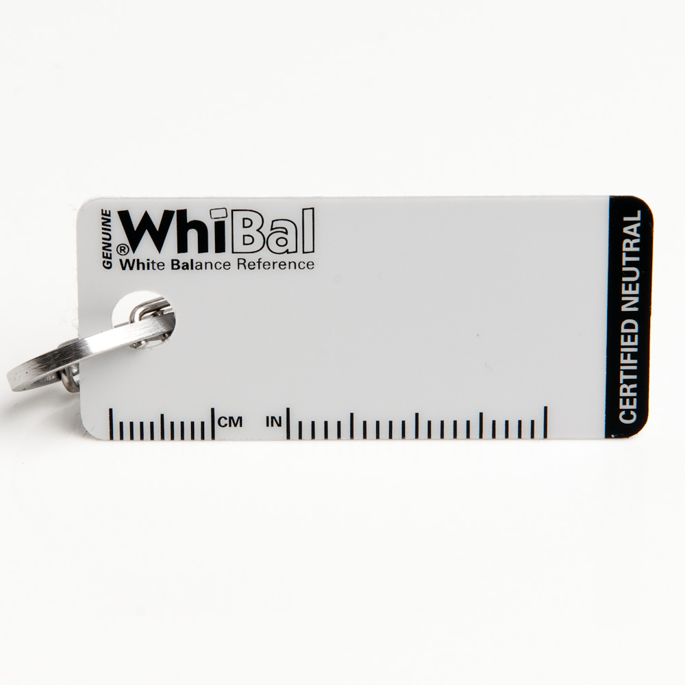 WhiBal G7 Keychain Card with S-Biner Hanger