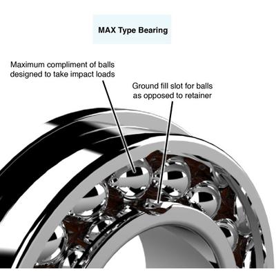 398 MAX-E BEARING