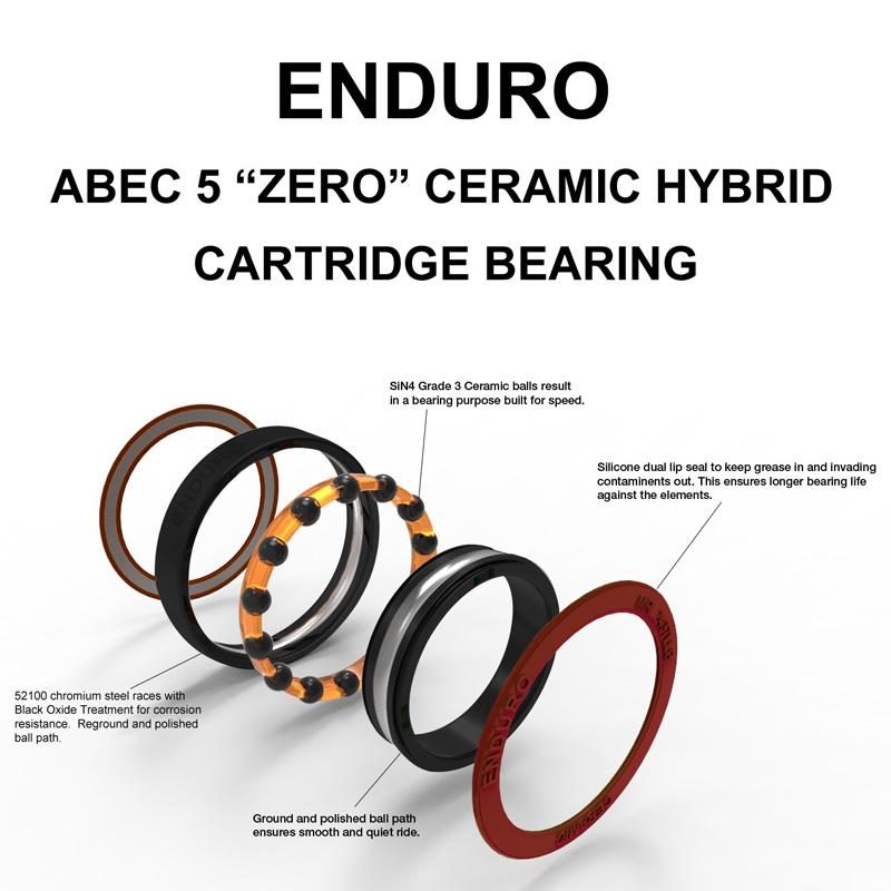 ZER0 CER HYB 27.5 X 37 X 7 SRAM RS1 BEARING