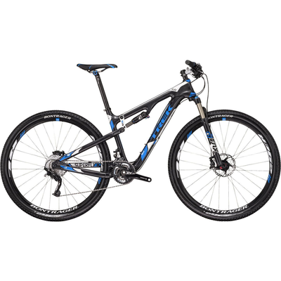 FISHER SUPERFLY 100 CARBON KIT 2012