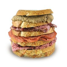 The Deli Meat Sampler!