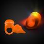 Halloween Orange Rings w/ BOO!