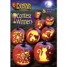 Pumpkin Masters Pattern Books - Contest Winner Pattern Books 2020
