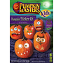 Halloween Kids Pumpkin Sticker Kit Pumpkin Masters