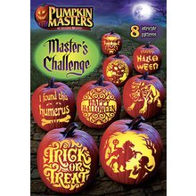 Pumpkin Masters Pattern Books - Assorted 2020