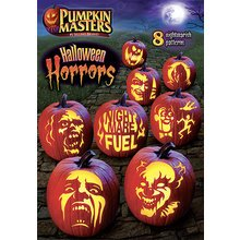 Pumpkin Masters Pattern Books - Halloween Horrors