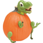 T-Rex Rumpkin Decorating Kit