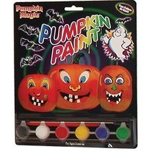 Pumpkin Magic Paint Kits