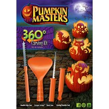 Pumpkin Masters 360 Pumpkin Carving Kit