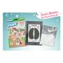 Hoppy Paws Santa's Reindeer Hoof Print Stamp Kit