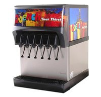 NEW 6-Flavor Counter Electric Soda Fountain System (61036)