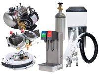 2-Flavor Tower Soda Fountain System w/ Remote Chiller (L4200)