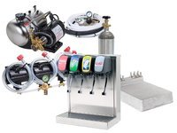 4-Flavor Tower Soda System with Cold Plate (s2800)