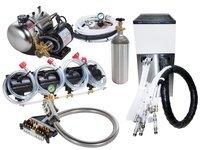 4-Flavor Soda Gun System w/ Remote Chiller (sg4000)