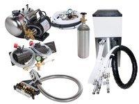 2-Flavor Soda Gun System w/ Remote Chiller (sg2000)