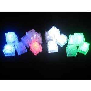 Flashing Light Cubes