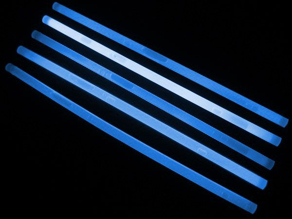 "12"" Glow Sticks Blue"