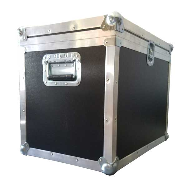 large confetti blower roadcase