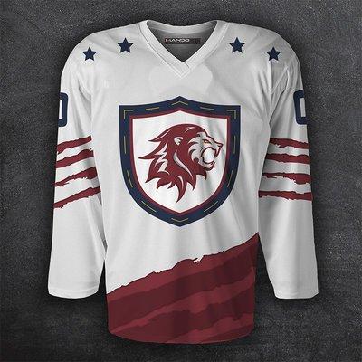 Mando Hockey Team Custom Jerseys