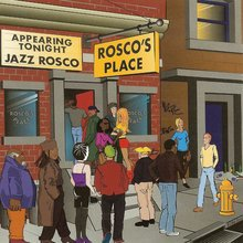 Rosco's Place - Roger Smith / Jazz Rosco