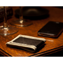 koolstof carbon fiber money clip & iphone