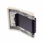 Koolstof Carbon Fiber Money Clip in Matte finish with cash