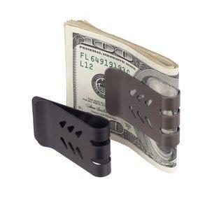 The mini-VIPER™ Titanium Money Clip
