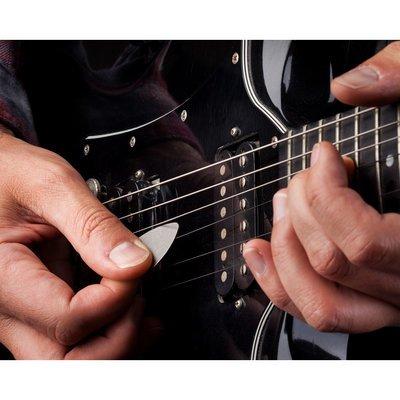 Titanium Guitar Picks by Superior Titanium